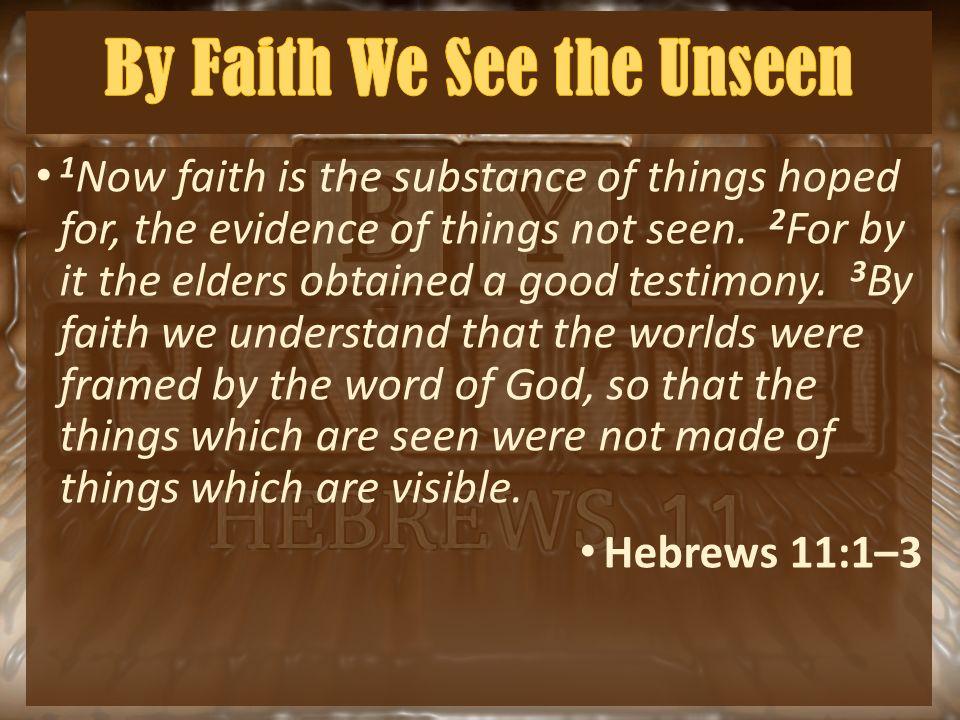 We All Need Faith!