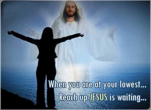 Troubled? Sick? Need Help? Put Yourself in Jesus's Path!