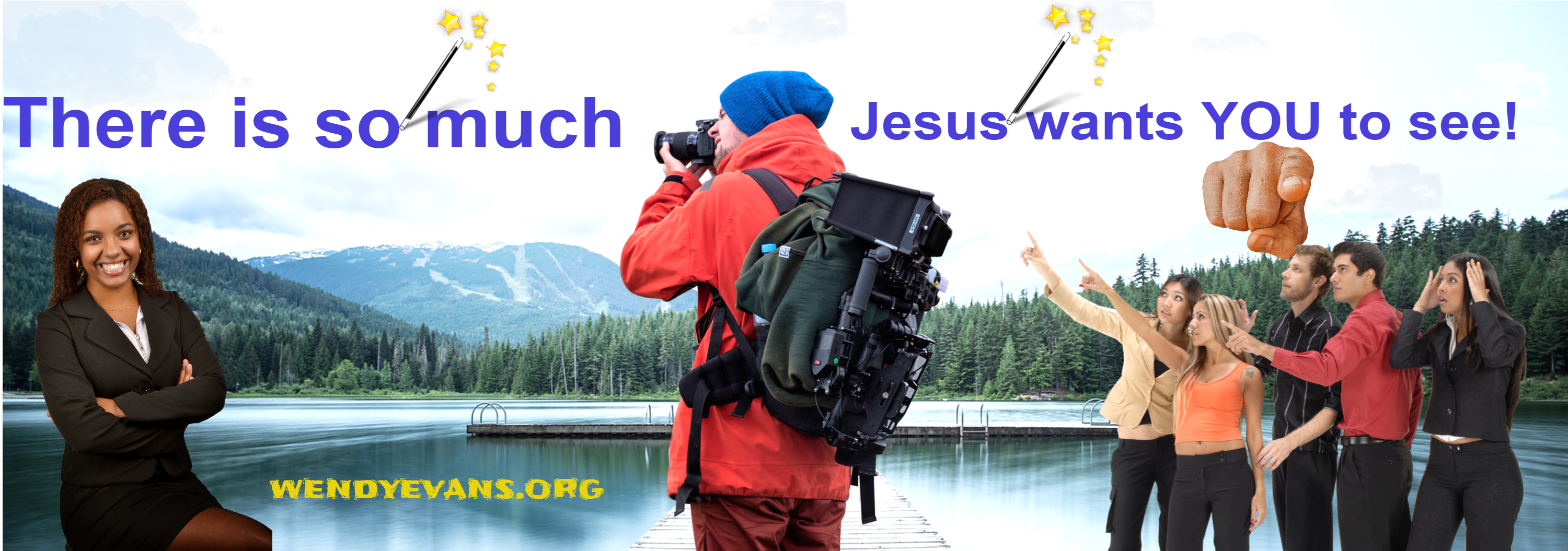 Jesus Has An Offer For YOU!